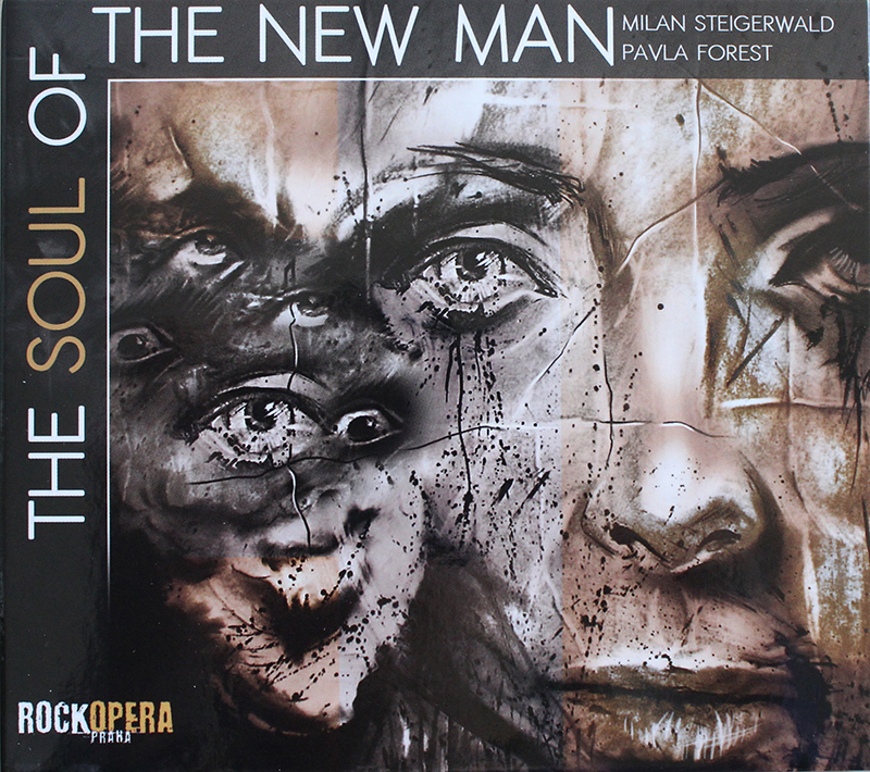 CD The Soul of The new Man